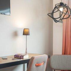 Отель Hipark by Adagio Paris La Villette 4* Студия с различными типами кроватей фото 4