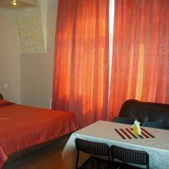 Hotel na Turbinnoy 3* Семейная студия с двуспальной кроватью