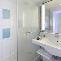 Отель Novotel Lyon Centre Part Dieu 4* Улучшенный номер с различными типами кроватей фото 5