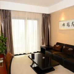 Xian Forest City Hotel 4* Улучшенный люкс с различными типами кроватей фото 4
