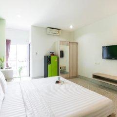 Отель The Fifth Residence 3* Улучшенный номер с различными типами кроватей фото 6