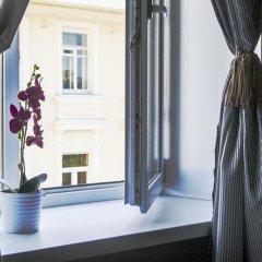 Мини-Отель Идеал Стандартный номер с разными типами кроватей фото 44