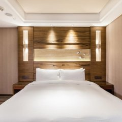 Отель Green World Taipei Station 3* Стандартный номер с различными типами кроватей фото 6