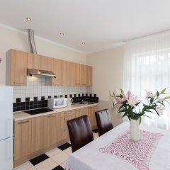 Отель Amber Coast & Sea 4* Улучшенные апартаменты фото 8