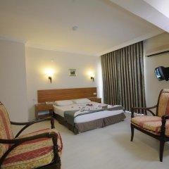 Mert Seaside Hotel - All Inclusive комната для гостей фото 4