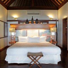 Отель Sofitel Moorea la Ora Beach Resort 5* Бунгало Luxury с различными типами кроватей фото 5