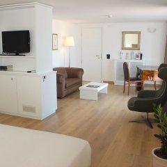 Grand Hotel Tiberio удобства в номере