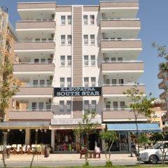 Отель Kleopatra South Star Apart Апартаменты с различными типами кроватей фото 5