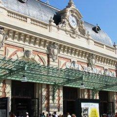 Отель Georges Clémenceau вид на фасад фото 2