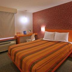 Отель City Express Junior Guadalajara Periférico Sur 2* Стандартный номер с различными типами кроватей фото 5