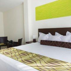 Hotel Latitud 15 3* Стандартный номер с 2 отдельными кроватями