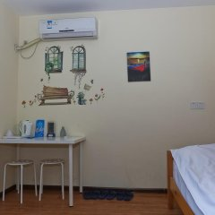 Gesa International Youth Hostel Стандартный семейный номер с различными типами кроватей фото 3