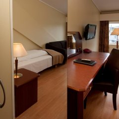 Thon Hotel Baronen 3* Стандартный номер с различными типами кроватей