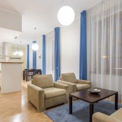 Отель Rezidence Ostrovní 4* Студия фото 18
