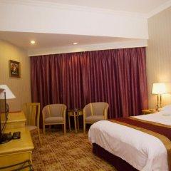 Century Plaza Hotel 3* Улучшенный номер с различными типами кроватей фото 3