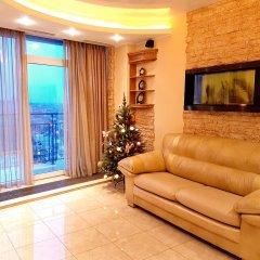 Мост Сити Апарт Отель Днепр комната для гостей