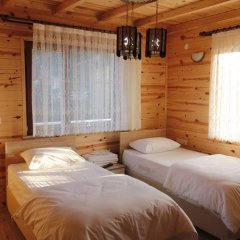 Manzara Butik Otel Бунгало с различными типами кроватей фото 9