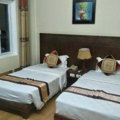 Gold Hotel Hue 3* Улучшенный номер с двуспальной кроватью фото 2