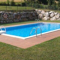 Отель Chalet Rural El Encanto бассейн