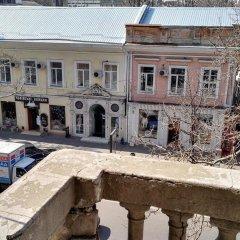 Апартаменты Afina Apartments балкон