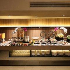 Отель Pan Pacific Serviced Suites Beach Road, Singapore питание