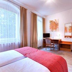 Отель ArtHotel City 3* Стандартный номер с различными типами кроватей фото 2