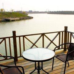 Отель Manhao Guesthouse Suzhou Xishan