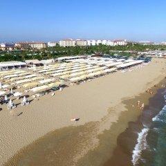 Отель Side Royal Paradise - All Inclusive пляж фото 2