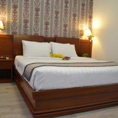 Отель COMMON INN Ben Thanh 2* Улучшенный номер с различными типами кроватей фото 9