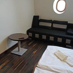 Отель Łódź 55 Семейная студия с двуспальной кроватью фото 19