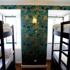 Отель Oasis Backpackers' Mansion Lisbon Кровать в женском общем номере фото 4