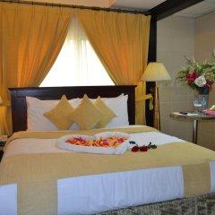 Al Hayat Hotel Apartments комната для гостей