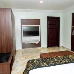 Отель Visa Karena Hotels 3* Люкс с различными типами кроватей фото 4