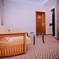 Гостиница Via Sacra 3* Люкс с разными типами кроватей фото 23