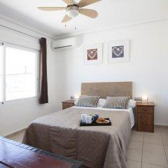 Отель Carmen Apartments Испания, Валенсия - отзывы, цены и фото номеров - забронировать отель Carmen Apartments онлайн комната для гостей фото 4