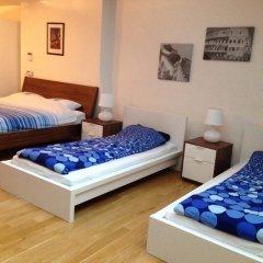 Hostel One Miru Кровать в общем номере с двухъярусной кроватью фото 23