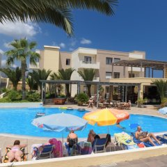 Meropi Hotel & Apartments бассейн фото 2