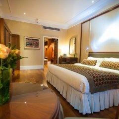 The Empress Hotel Chiang Mai 4* Люкс с различными типами кроватей фото 9