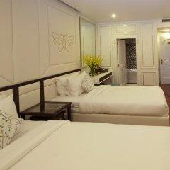 A & Em Hotel - 19 Dong Du 3* Представительский номер с 2 отдельными кроватями фото 4
