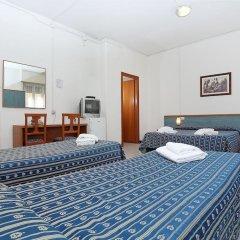 Отель Albergo Athena 3* Стандартный номер с различными типами кроватей фото 14