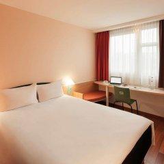 Отель ibis Nuernberg City am Plaerrer 2* Стандартный номер с различными типами кроватей
