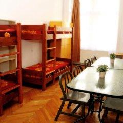 Budapest Budget Hostel Стандартный семейный номер фото 15