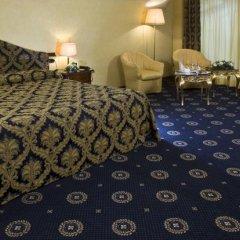 Hotel Vittoria 5* Стандартный семейный номер с двуспальной кроватью фото 6
