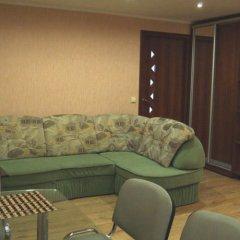 Апартаменты Furnished Apartments on Nauchnaya комната для гостей фото 4