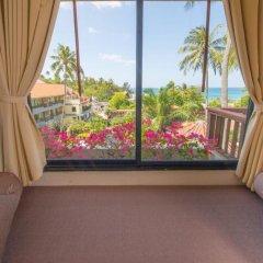 Отель Karona Resort & Spa 4* Номер Делюкс с двуспальной кроватью фото 6