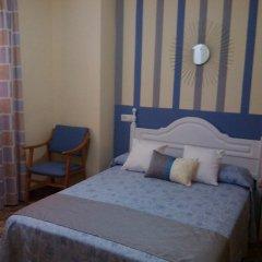 Отель Hostal Rural Gloria Стандартный номер двуспальная кровать фото 9