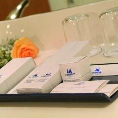 Maritim Hotel Frankfurt 4* Стандартный номер с различными типами кроватей
