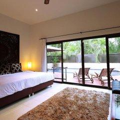 Отель PHUKET CLEANSE - Fitness & Health Retreat in Thailand Стандартный номер с двуспальной кроватью фото 17
