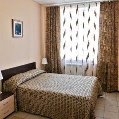 Гостиница Перекресток Стандартный номер 2 отдельные кровати фото 6