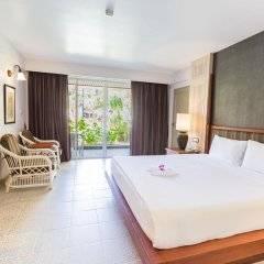 Отель Phuket Orchid Resort and Spa 4* Стандартный номер с двуспальной кроватью фото 7